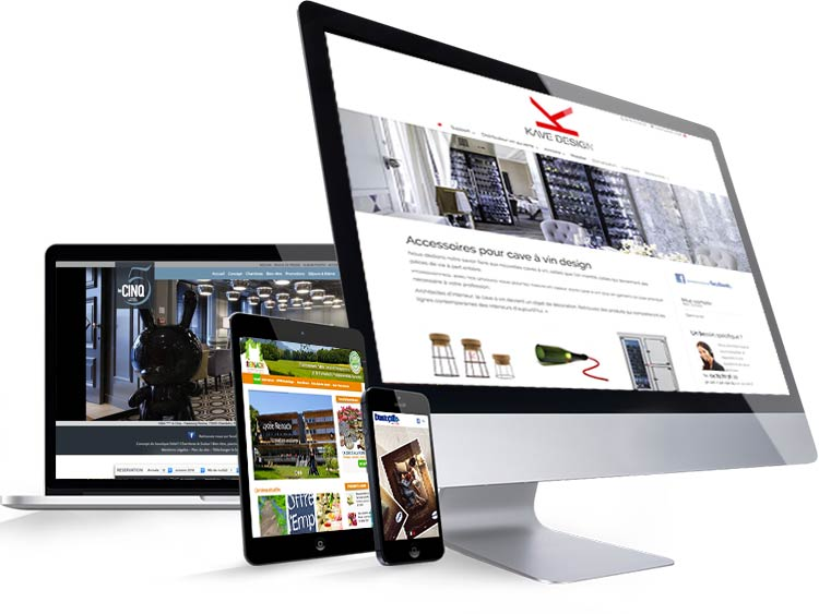 Entreprise Site internet Chambéry