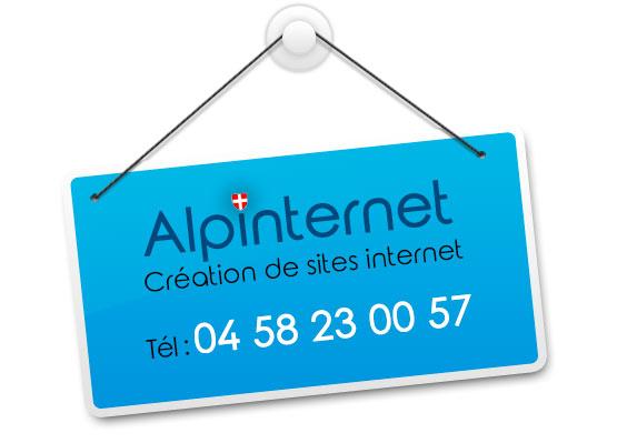 Site internet pas cher à Chambéry